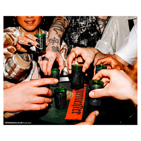 Jagermeister Herbal Liqueur, 70cl enjoyed while catching up with friends