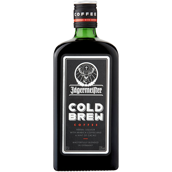 Jagermeister Cold Brew Coffee Liqueur, 50cl