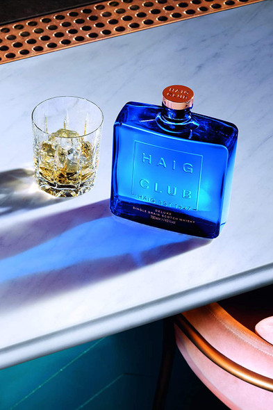 Haig Club Single Grain Scotch Whisky with Gift Box, 70cl perfectly served