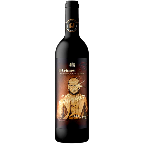19 Crimes The Banished Dark Red, 75cl