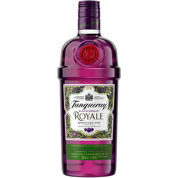 Tanqueray Blackcurrant Royale Gin, 70cl
