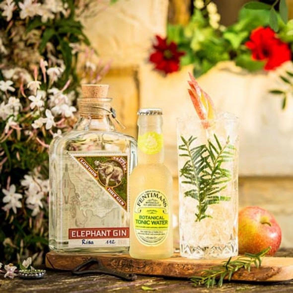 Fentimans Botanical Tonic Water, Case of 24 x 125ml Indian G & T