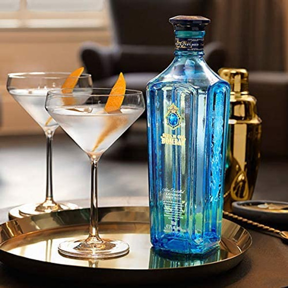 Star of Bombay London Dry Gin, 70cl Star Martini Cocktail