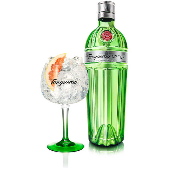 Tanqueray No. Ten Gin, 70cl The best G & T
