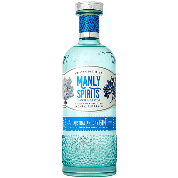 Manly Spirits Co. Australian Dry Gin, 70CL
