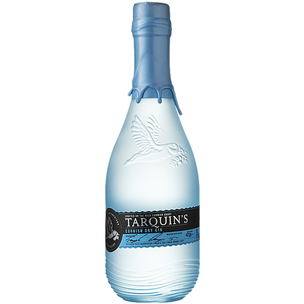 Tarquin's Handcrafted Cornish Dry Gin, 70cl