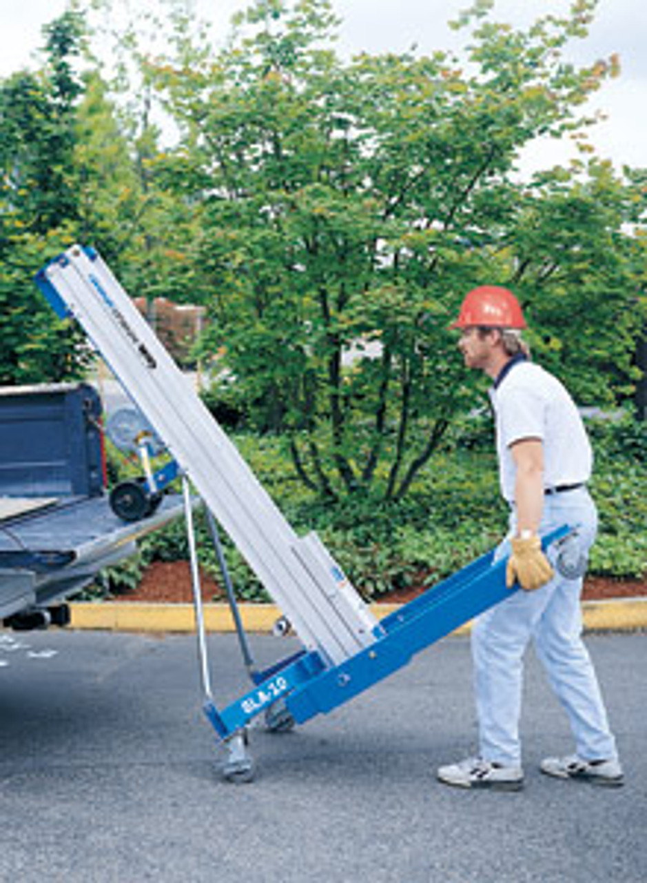 Genie SLA-20 Super Lift Advantage - Lifting Height: 21 ft 2 5 in, Width -  stowed: 2 ft  75 in, Load Capacity: 800 lbs