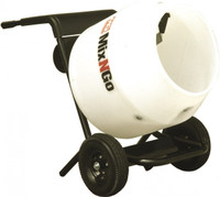 Multiquip Whiteman Mc3sea Mix N Go Steel Drum Concrete