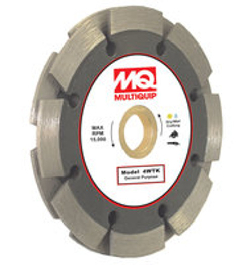 WTK - Double Wafer Tuck Point - Premium Lightning fast material removal for increased productivity over conventional tuck point blades