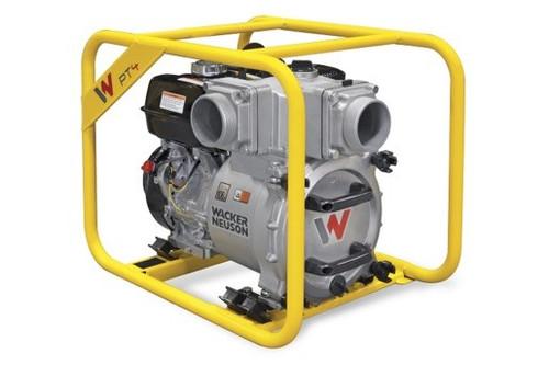"Wacker Neuson PT4A - 4"" Trash Pump, 542 GPM, 11.7 HP Honda"
