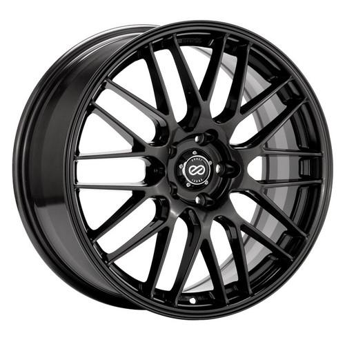 Enkei 442-880-4435GM EKM3 Gunmetal Performance Wheel 18x8 5x112 35mm Offset 72.6mm Bore