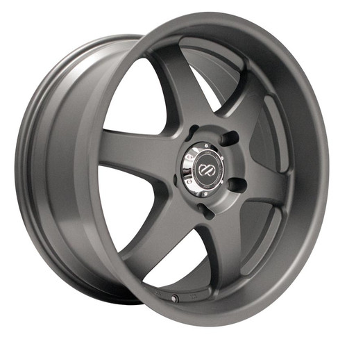 Enkei 470-295-8410GM ST6 Matte Gunmetal Truck Wheel 20x9.5 6x139.7 10mm Offset 108.5mm Bore