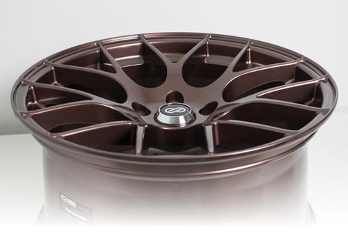Enkei 467-895-6535ZP Raijin Copper Tuning Wheel 18x9.5 5x114.3 35mm Offset 72.6mm Bore
