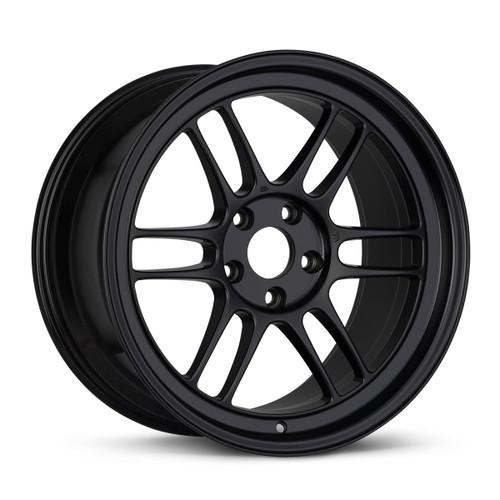Enkei 528-790-9512BK RPT1 17x9 6x135 00mm Offset Racing Series Wheel Matte Black 87.1mm Bore