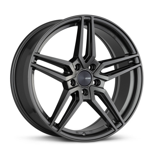 Enkei 532-285-1240AP VICTORY 20x8.5 5x120 40mm Offset Performance Series Wheel Anthracite 72.6mm Bore