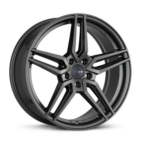 Enkei 532-880-1240AP VICTORY 18x8 5x120 40mm Offset Performance Series Wheel Anthracite 72.6mm Bore