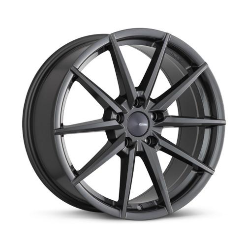 Enkei 533-775-8045AP HORNET 17x7.5 5x100 45mm Offset Performance Series Wheel Anthracite 72.6mm Bore