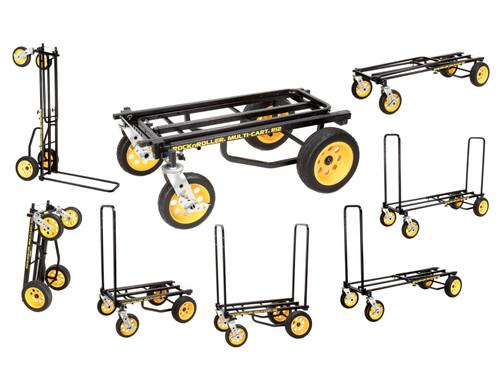 "Rock N Roller MultiCart - R12 ""All Terrain"" w/ R Trac (500lb capacity)"