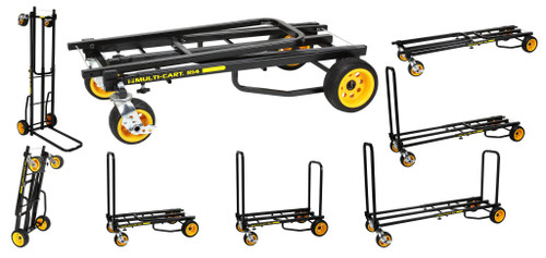 "Rock N Roller Multicart - R14 ""Mega"" w/Ground Glider casters (700lb capacity)"