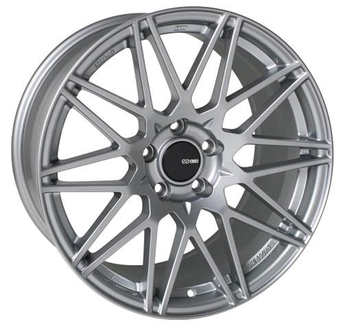 Enkei 515-885-4445GR TMS Storm Gray Tuning Wheel 18x8.5 5x112 45mm Offset 72.6mm Bore