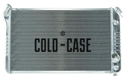 Cold Case Radiators CHV716A 73-76 Corvette Radiator