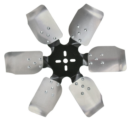 Derale 17517 17in Aluminum Race Fan