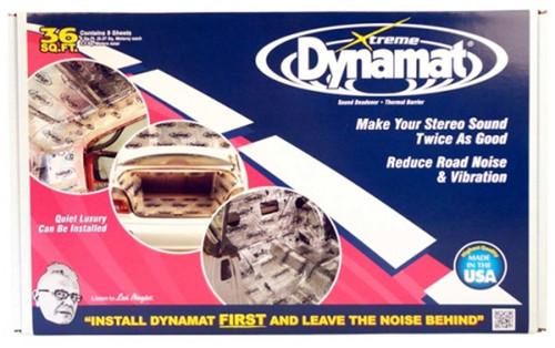 Dynamat 10455 Dynamat Extreme Bulk Pak 9- 18in x 32in