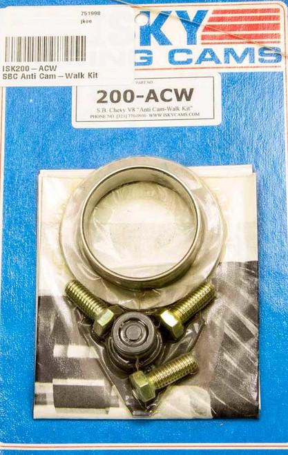 Isky Cams 200-ACW SBC Anti Cam-Walk Kit
