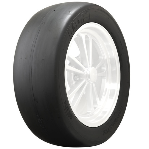 M And H Racemaster MHR-025 8.5/24.5-15 M&H Tire Drag Race Rear