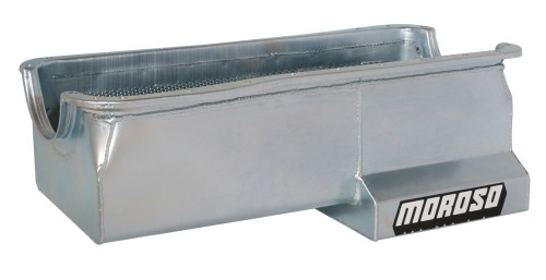 Moroso 20614 BBF Drag Race Oil Pan