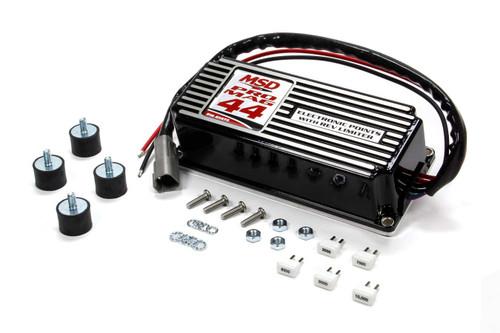Msd Ignition 81473 Pro Mag 44 Box w/Rev Limit Black