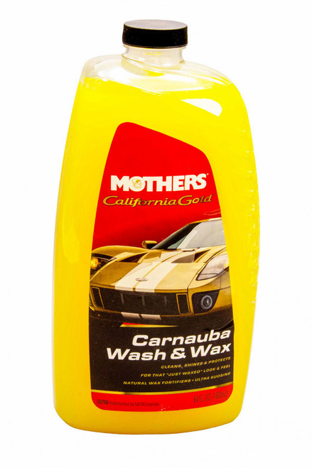 Mothers 05674 Cali Gold Car Wash/Wax 64oz