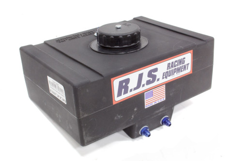 Rjs Safety 3001401 Fuel Cell 8 Gal Blk Drag Race