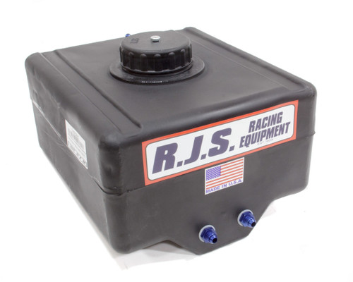 Rjs Safety 3002601 Fuel Cell 12 Gal Blk Drag Race