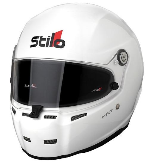 Stilo AA0714AH2Q59 Helmet ST5 White Large CMR 2016 Karting