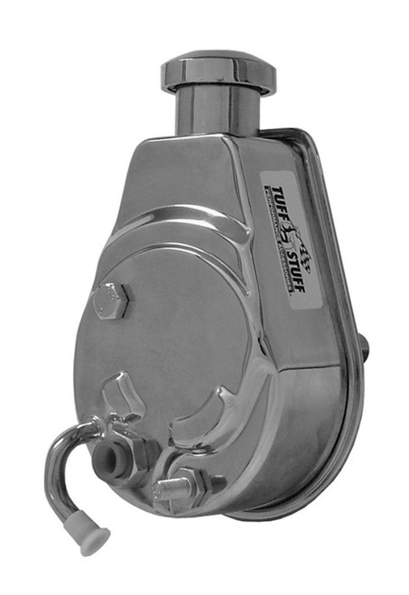 Tuff-Stuff 6182A 75-78 Camaro Chrome Power Steering Pump