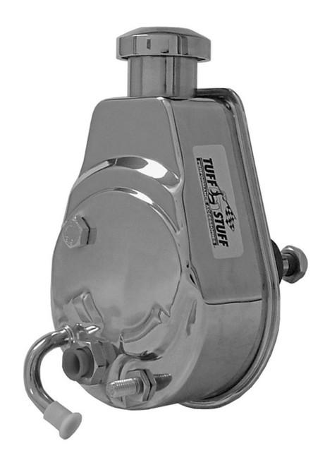 Tuff-Stuff 6183A 70-74 Camaro Chrome Power Steering Pump