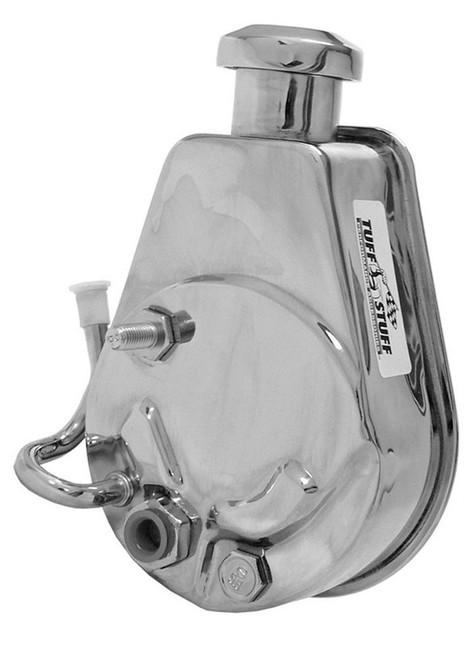 Tuff-Stuff 6184A 88-92 Camaro Chrome Power Steering Pump