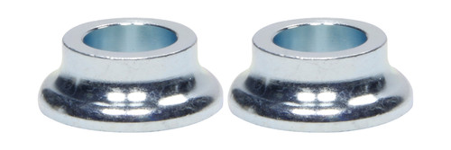 Ti22 Performance 8211 Cone Spacers Steel 1/2in ID x 3/8in Long 2pk