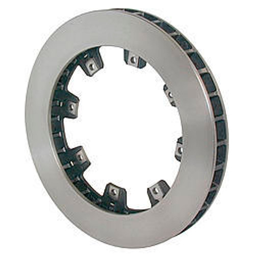 Wilwood 160-0483 Rotor 8bt 1.25 11.75x7.0 Straight Vane