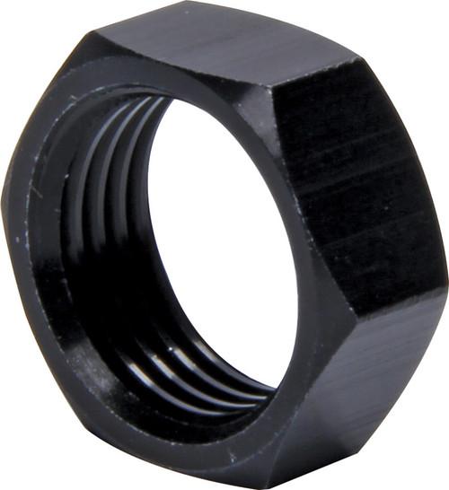 Ti22 Performance 8272 Jam Nuts 5/8-18 RH Thin OD Alum Black 4pk