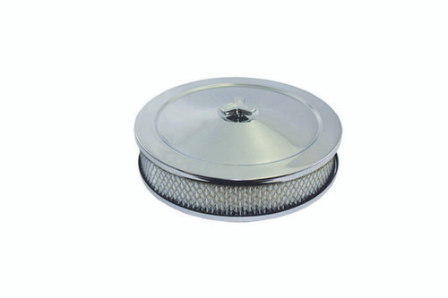 Specialty Products Company 4360 10X2 Air Cleaner Kit Flat Base Steel 5 1/8in
