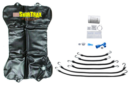 Shurtrax 20036 Auto/Suv Size Traction Aid w/Repair Kit