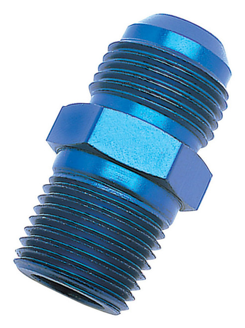 Russell 670150 Adapter Fitting #6 Male to 1/2 NPT Male