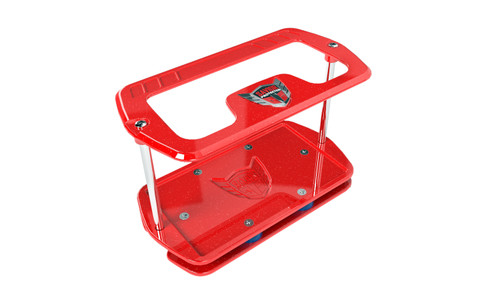 Savior Products SC-27-R Savior Show Case Red Group 27 Battery