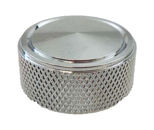 Racing Power Co-Packaged R2183 Chrome Knurled Air Cleaner Nut