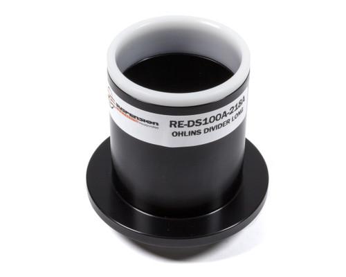 Re Suspension RE-DS100A-218-A Spring Divider Alum for Ohlins
