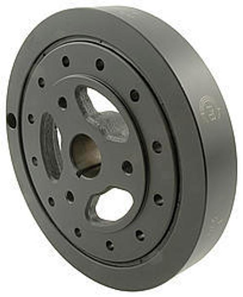 Power Bond Balancers PB1012-ST SBC 6.25in. Steel Harmonic Balancer-Non SF