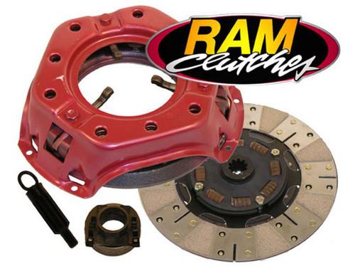 Ram Clutch 98502 Ford Lever Style Clutch 10.5in x 1-1/16in 10spl