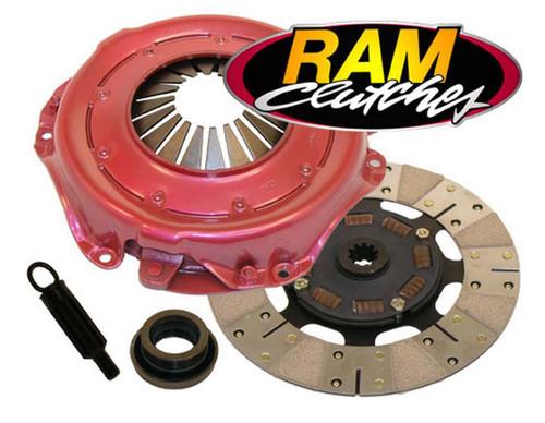 Ram Clutch 98760 Early GM Cars Clutch 10.5in x 1-1/8in 10sp